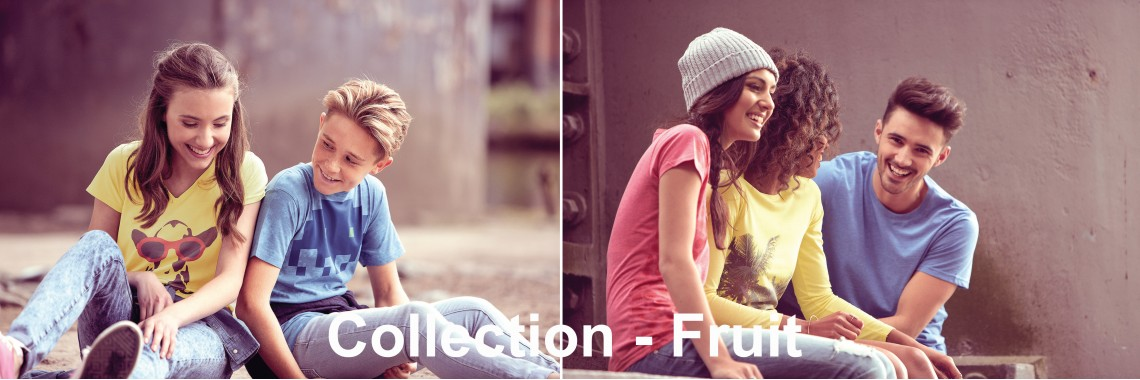 Collection 2017 - FRUIT